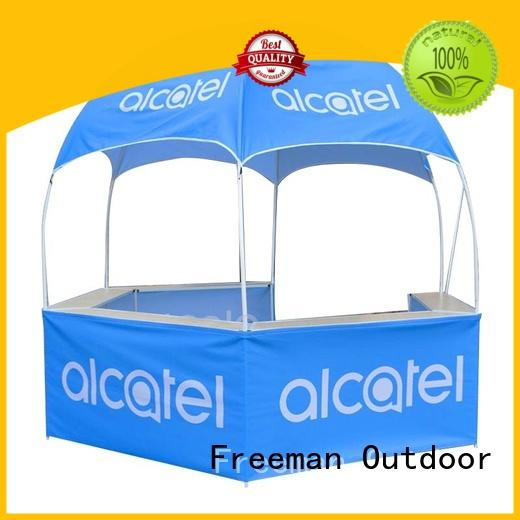 printed dome display tent display in China for sports