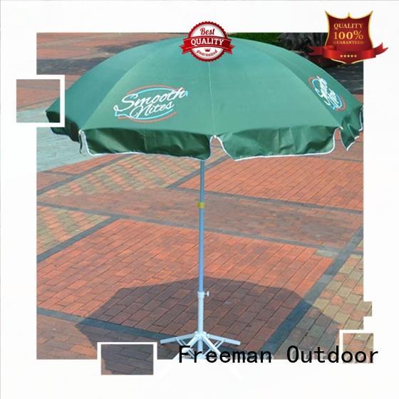 FeaMont garden big beach umbrella effectively for sports
