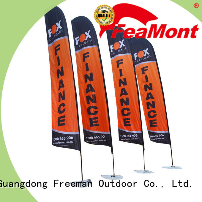 FeaMont flag feather flag type for outdoor activities