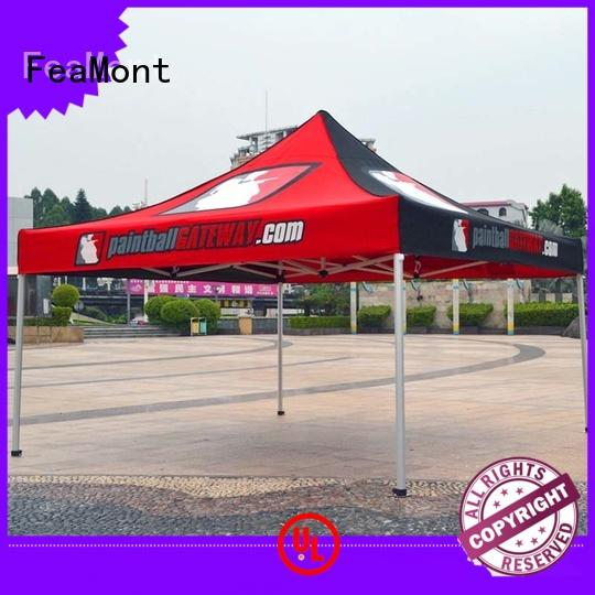 environmental white canopy tent solutions FeaMont