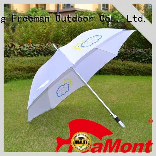 FeaMont automatical personalized umbrellas experts for sporting