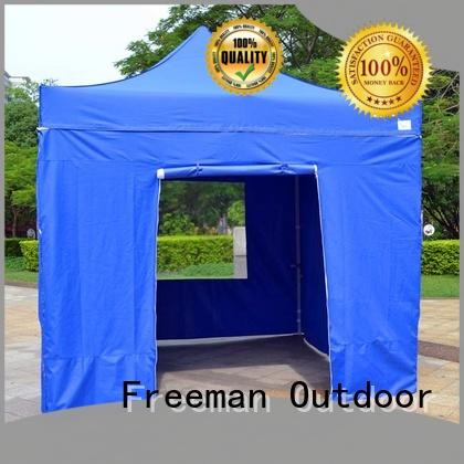 FeaMont aluminium portable canopy certifications for sports