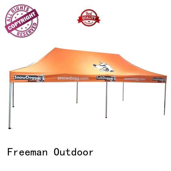 Freeman Outdoor comfortable pop up canopy exhibition for sports
