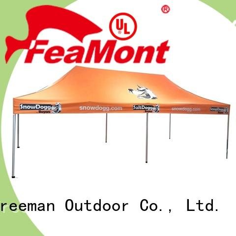 FeaMont inexpensive advertising tent China for sport events