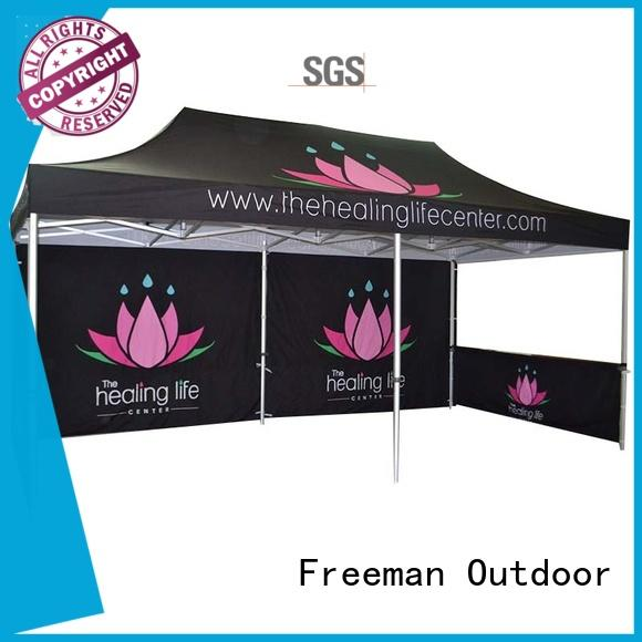 FeaMont comfortable canopy tent in different color for outdoor exhibition
