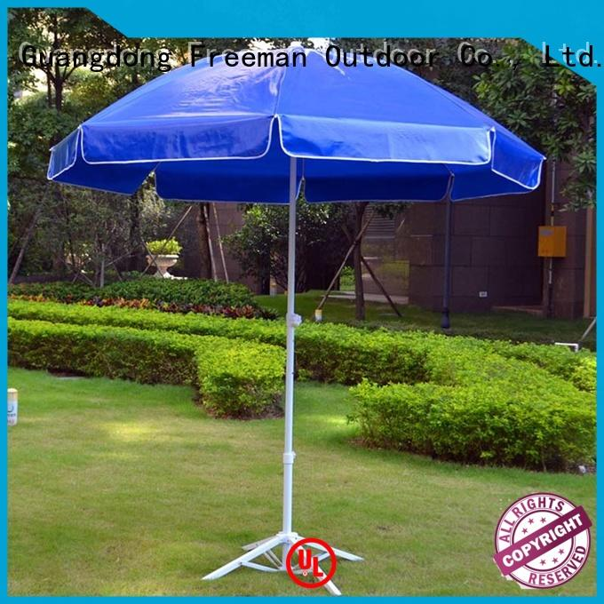 FeaMont environmental beach parasol China for sports