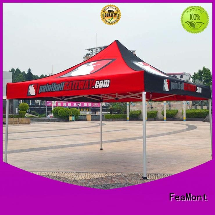 FeaMont folding event tent China for advertising
