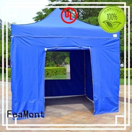 FeaMont outdoor canopy tent outdoor production for sport events