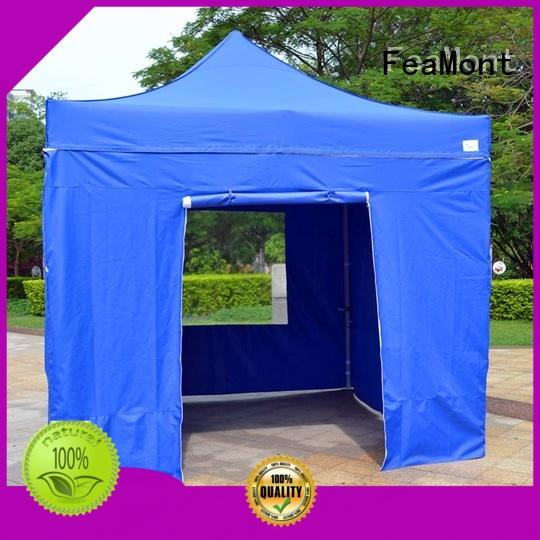 FeaMont nylon event tent certifications