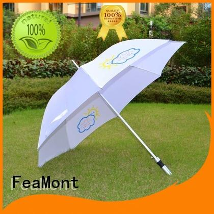 quality commercial umbrella promotion for sports FeaMont