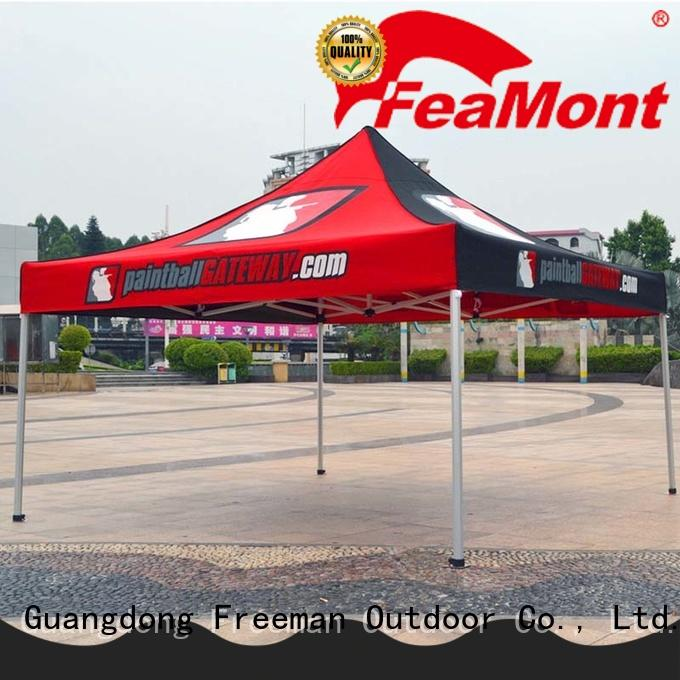 FeaMont strength easy up canopy certifications for sporting