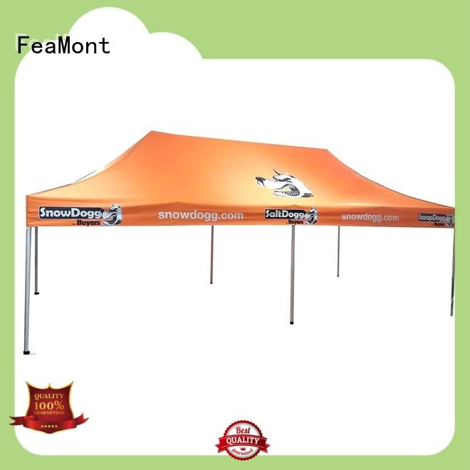 FeaMont inexpensive lightweight pop up canopy can-copy for outdoor exhibition
