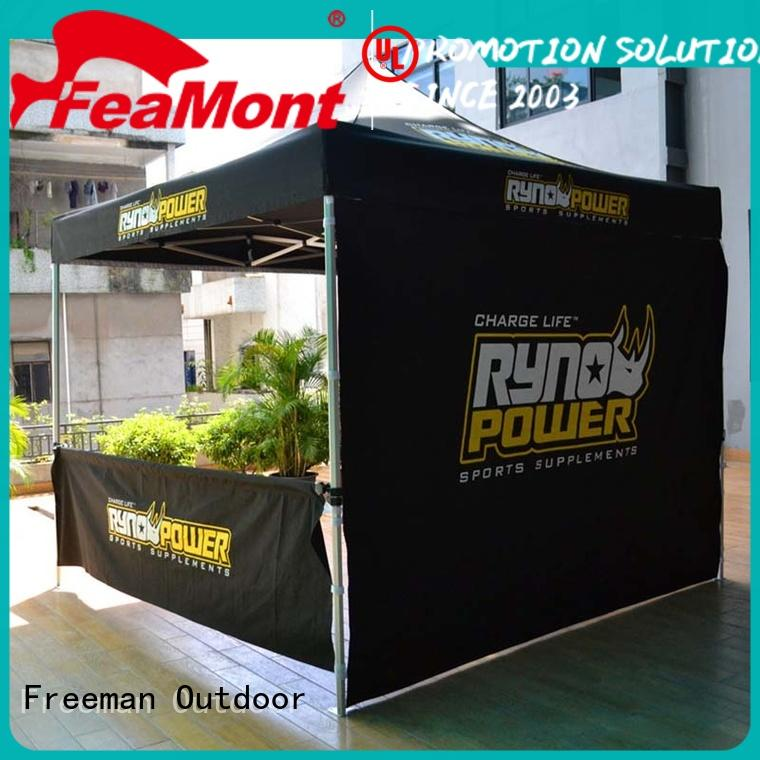 colour 12x12 canopy tent for outdoor exhibition FeaMont