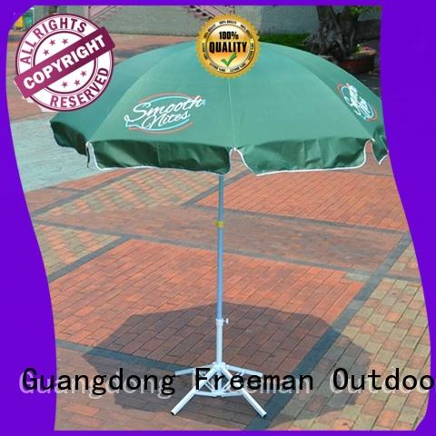 FeaMont top beach parasol widely-use for disaster Relief