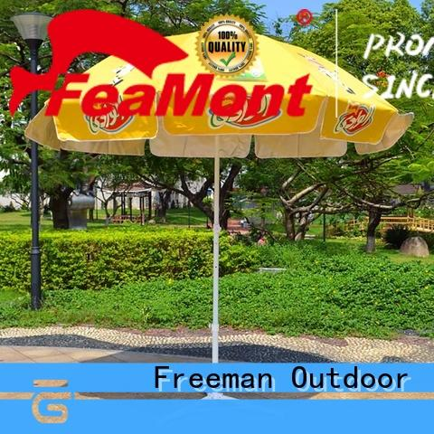 FeaMont umbrella heavy duty beach umbrella owner for sports