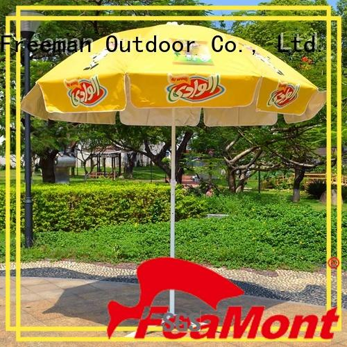 garden large beach umbrella frame for party FeaMont