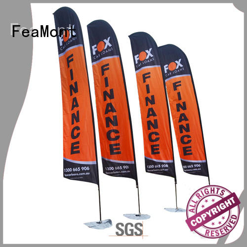 customized event flag price for sporting