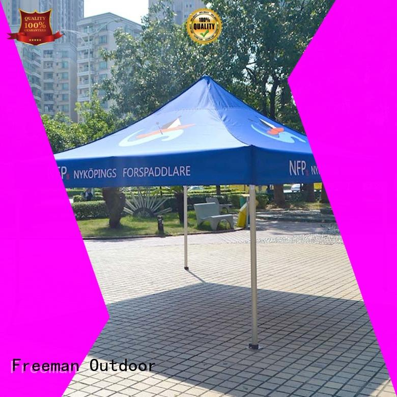 FeaMont tube display tent widely-use for sport events