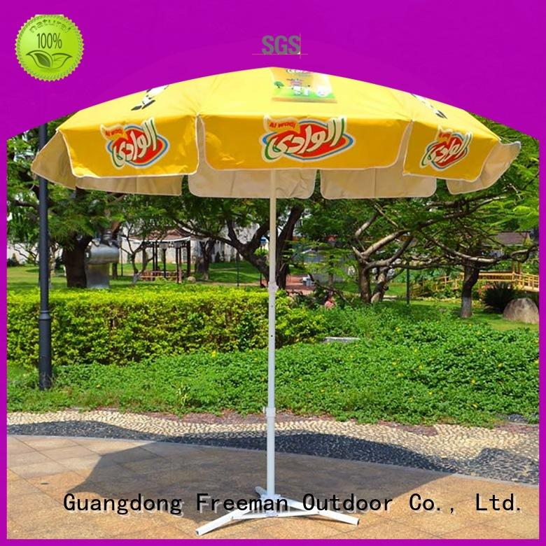 new-arrival custom beach umbrella type for disaster Relief FeaMont