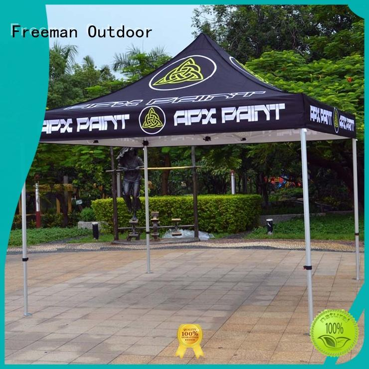 FeaMont folding advertising tent in different shape for engineering