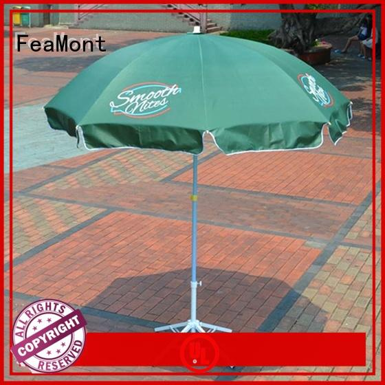 FeaMont quality 8 ft beach umbrella for sporting