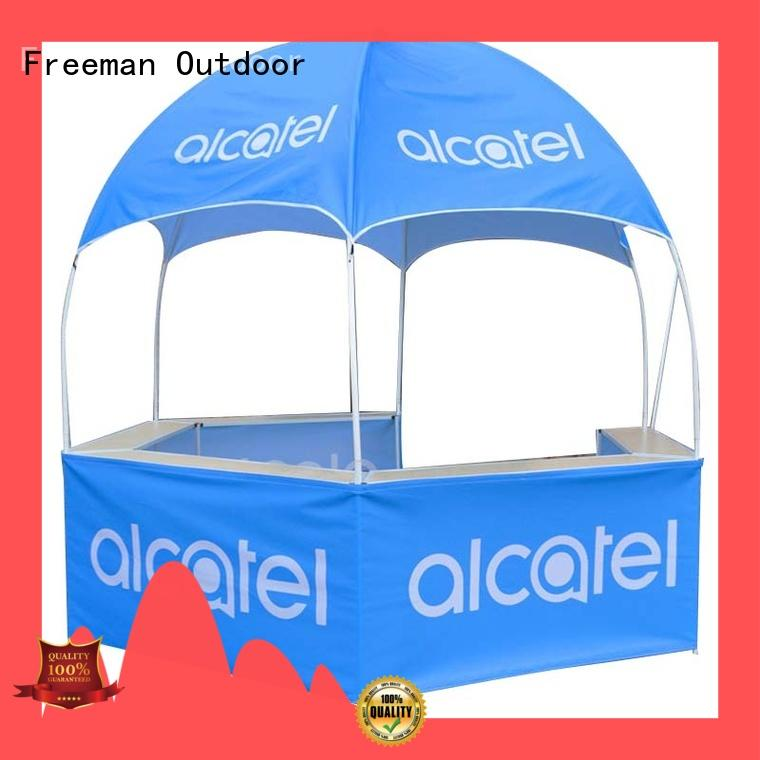 useful dome kiosk tent sensing for camping