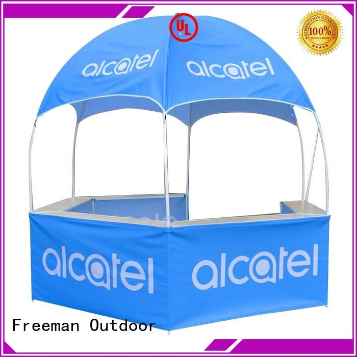 Freeman Outdoor durable Hexagonal dome booth hexagonal for disaster Relief