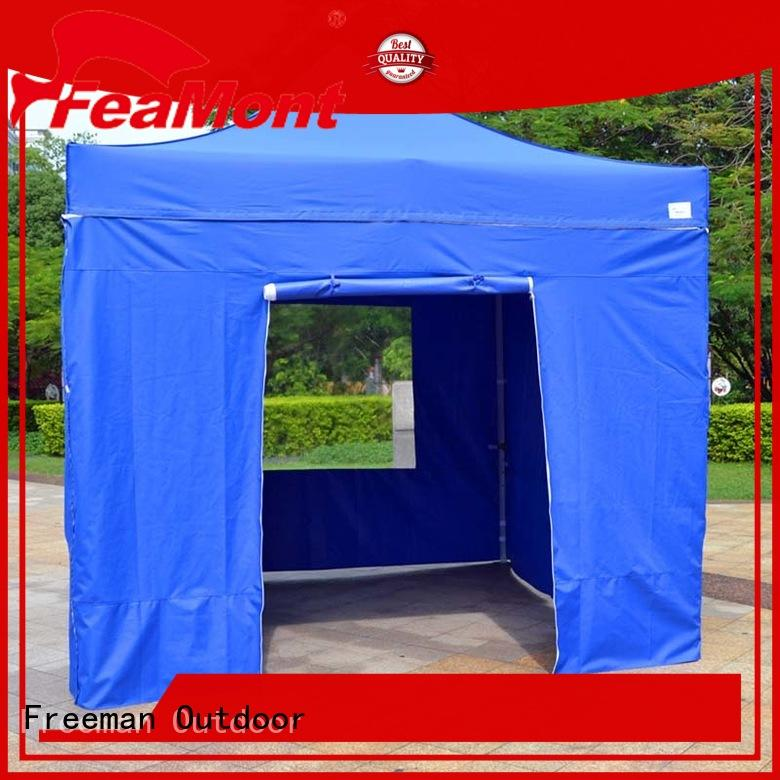 nylon white canopy tent can-copy for trade show Freeman Outdoor