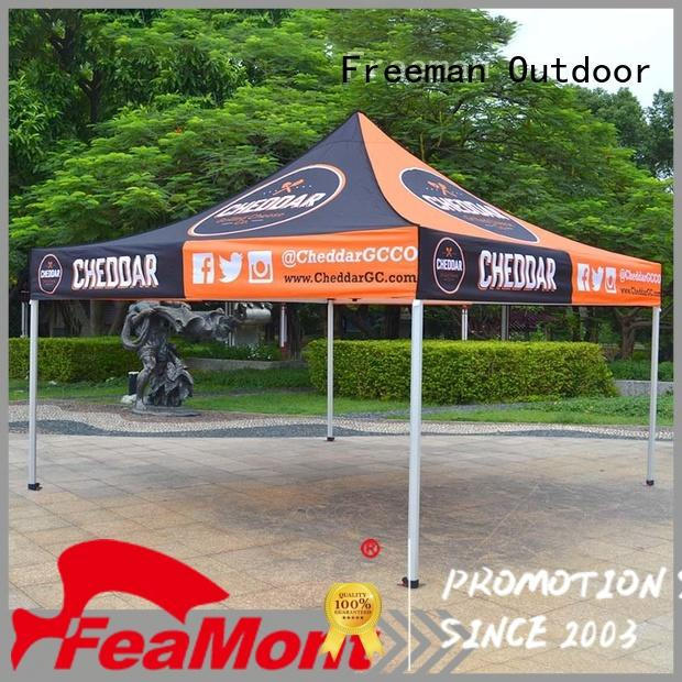 tube outdoor canopy tent can-copy for trade show FeaMont