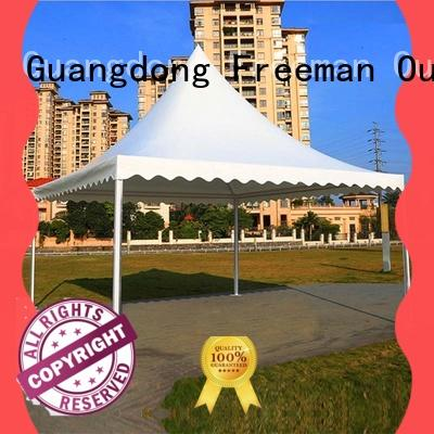 FeaMont colour canopy tent outdoor solutions for outdoor exhibition