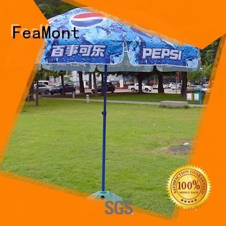 FeaMont beach big beach umbrella supplier in street