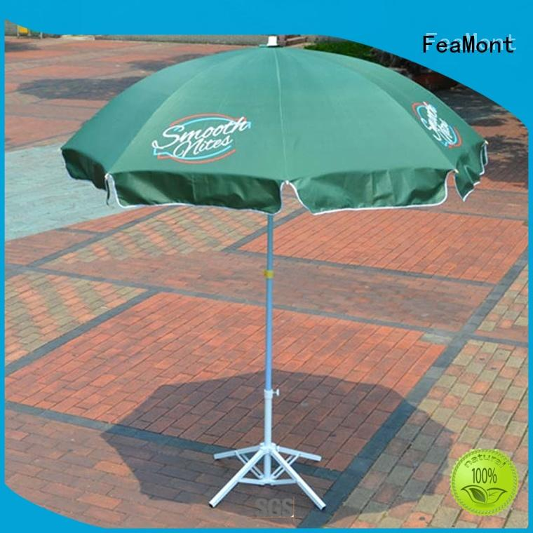 FeaMont comfortable foldable beach umbrella supplier for engineering