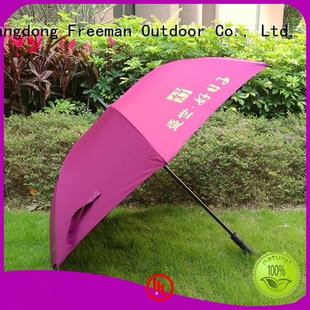 FeaMont high-quality promotional umbrellas application for wedding