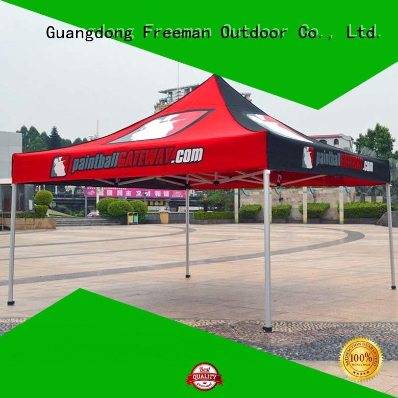 waterproof canopy tent outdoor nylon certifications for trade show