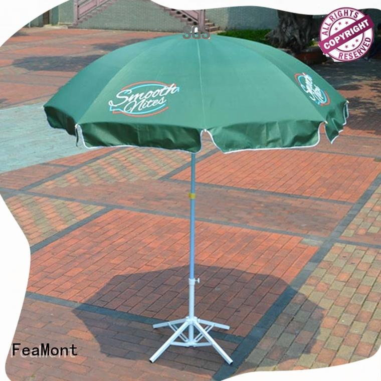 FeaMont comfortable foldable beach umbrella pole for sports