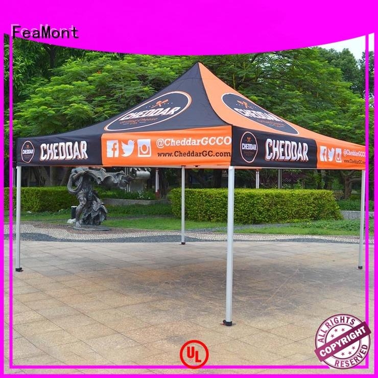 FeaMont outstanding display tent for camping