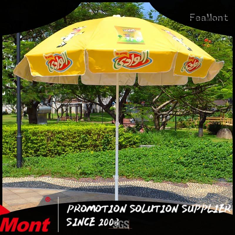 FeaMont waterproof best beach umbrella price for disaster Relief