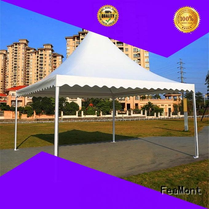 FeaMont exhibition gazebo tent widely-use for engineering