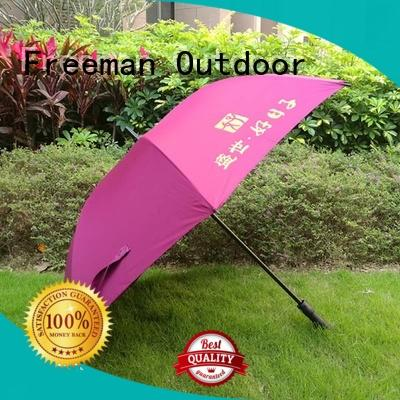 FeaMont ribs Gift umbrella supplier in street