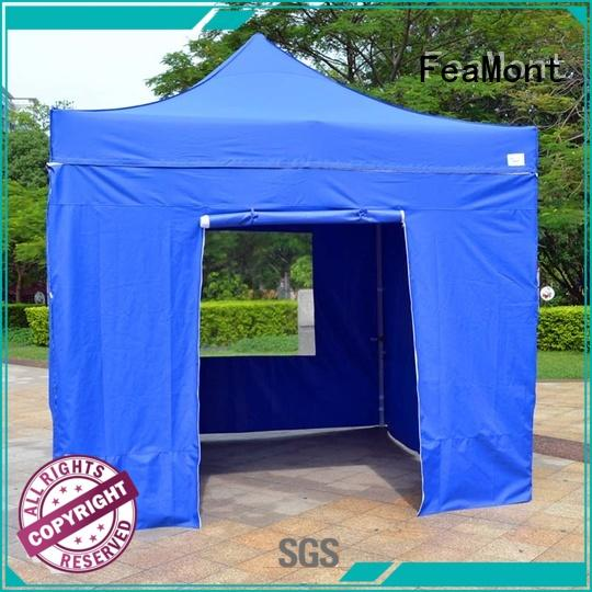 FeaMont outdoor 10x10 canopy tent widely-use for outdoor exhibition