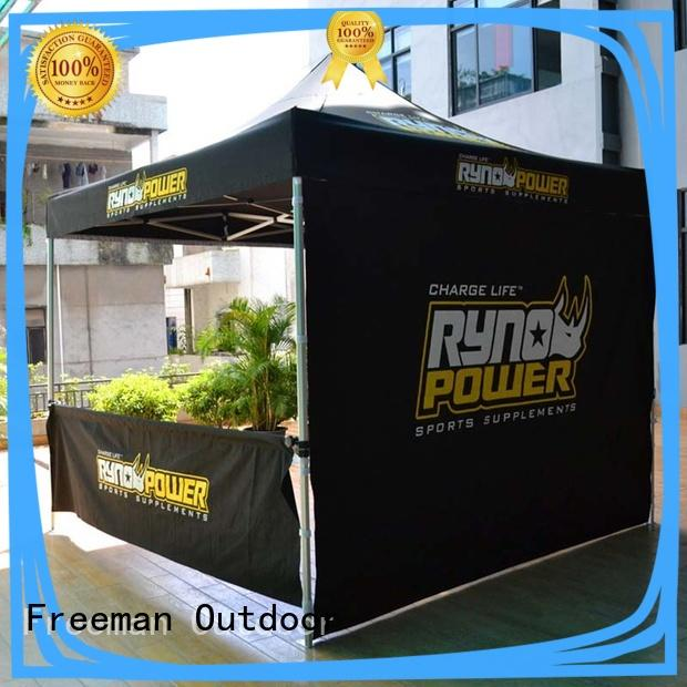 FeaMont OEM/ODM advertising tent in different color for outdoor activities