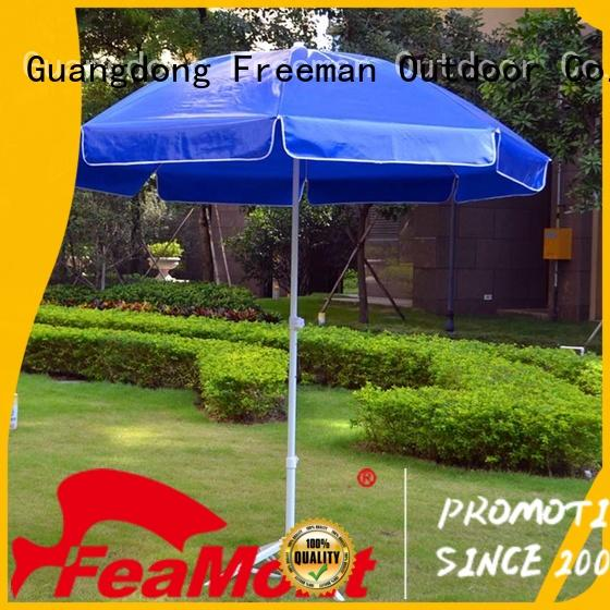 FeaMont frame sun umbrella marketing for engineering
