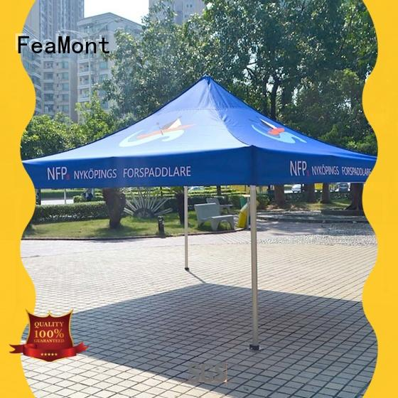 FeaMont first-rate outdoor canopy tent in different color for trade show