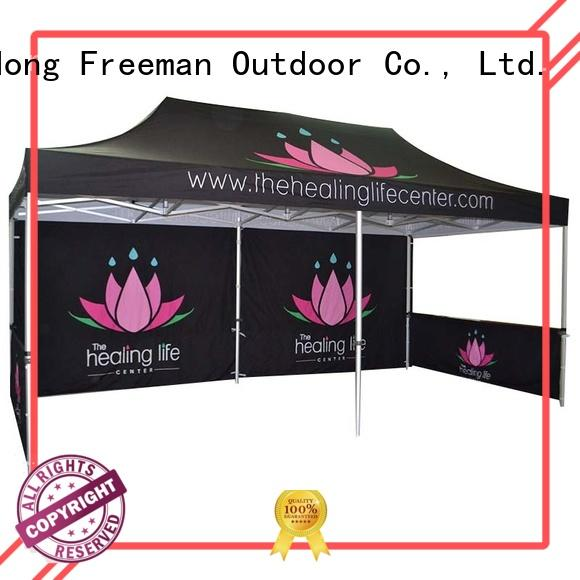 FeaMont tube gazebo tent production for engineering