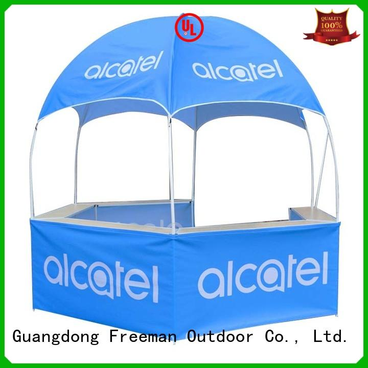 fine- quality dome display tent exhibition production
