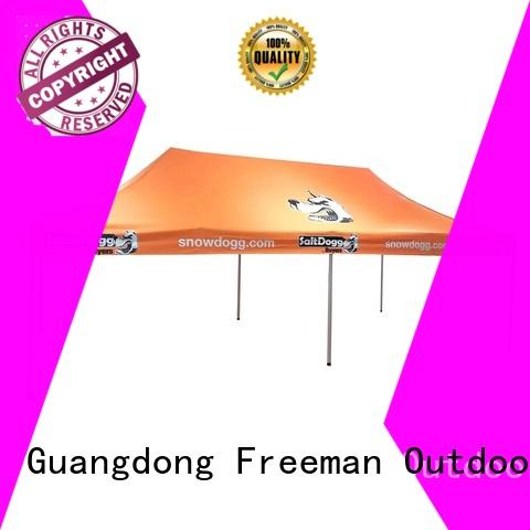 FeaMont inexpensive 12x12 canopy tent lifting for sport events