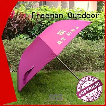 customized personalized umbrellas umbrella for outdoor exhibition Freeman Outdoor