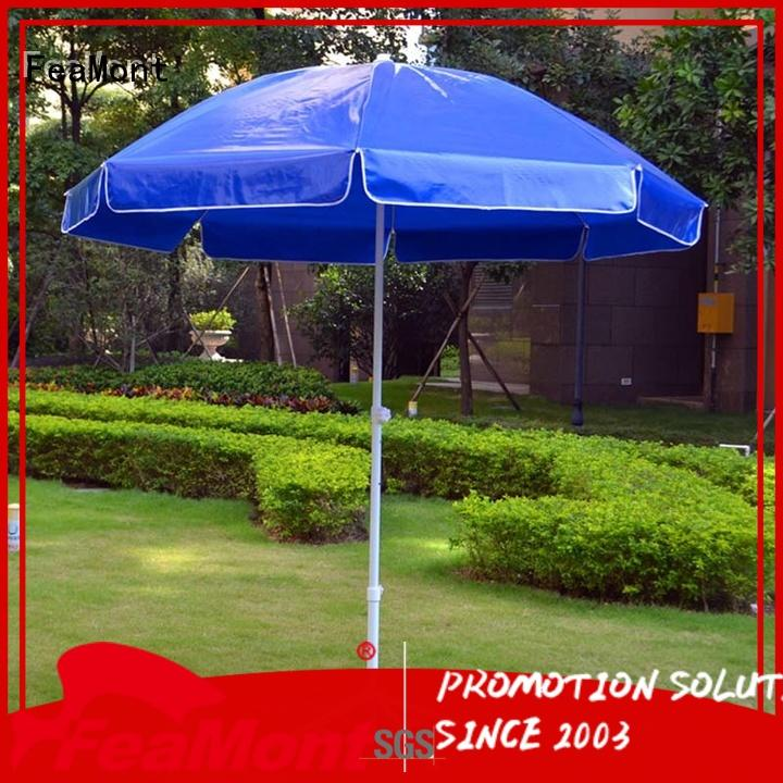 FeaMont hot-sale foldable beach umbrella marketing for engineering