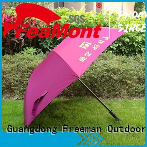 commercial umbrella golf for advertising FeaMont