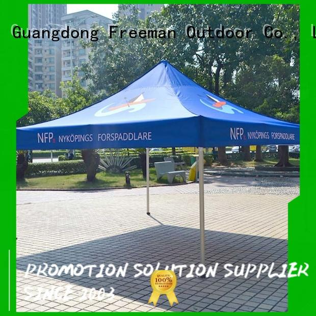 FeaMont comfortable display tent in different color for camping